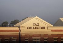 Thunder tax collector